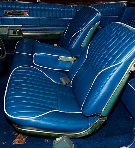 hover Restauración de tapicería para autos clásicos y de colección